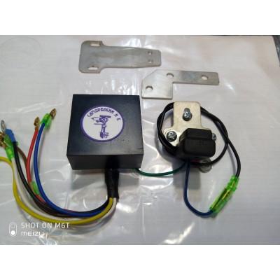 Электронное зажигание для Tohatsu 9.8 с выносным датчиком