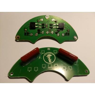 Электронное зажигание под основание МБ1-4 для лодочного мотора Ветерок