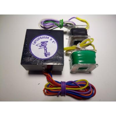 Электронное зажигание под основание МБ2 для лодочного мотора Вихрь