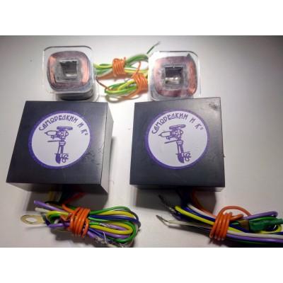 Электронное зажигание под основание МЛ10-2С для лодочного мотора Ветерок 8-12